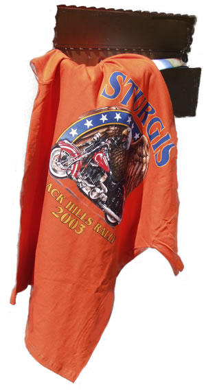 sturgis t-shirt delivered